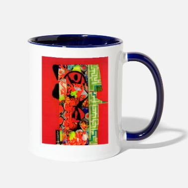 Emancipation emancipation - Two-Tone Mug