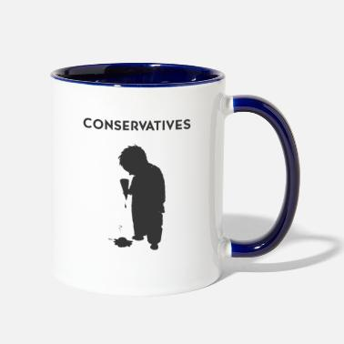 Conservative Conservatives - Two-Tone Mug
