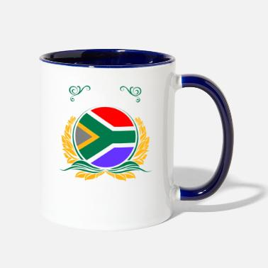 South Africa This Is South Africa - Two-Tone Mug