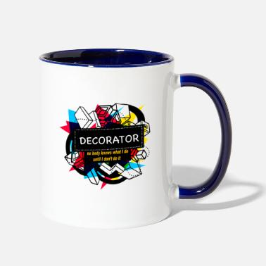 Decoration DECORATOR - Contrast Coffee Mug