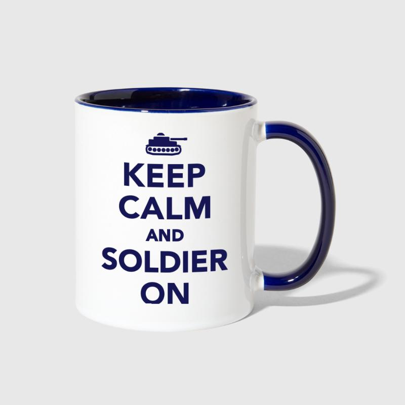 Soldier - Contrast Coffee Mug