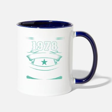 September 1978 September 1978 - 39 years of being awesome - Two-Tone Mug