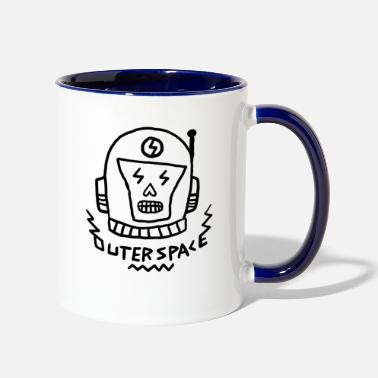 Outerspace OUTERSPACE - Two-Tone Mug