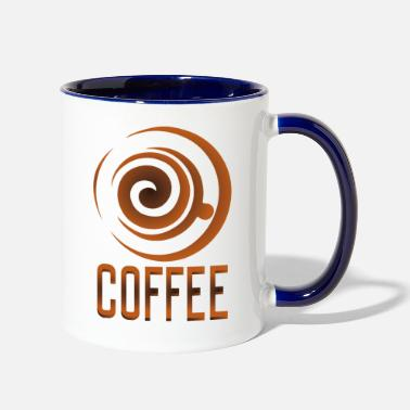 Coffee Fans Coffee - Two-Tone Mug