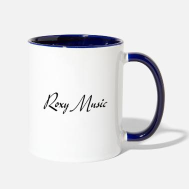 Roxy Music - Two-Tone Mug