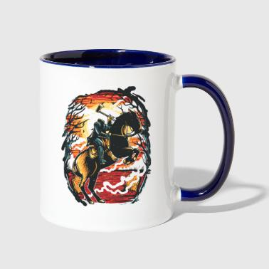Headless Horseman - Contrast Coffee Mug