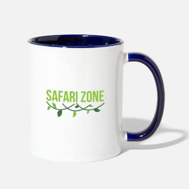 Safari Safari Zone - Safari - Two-Tone Mug