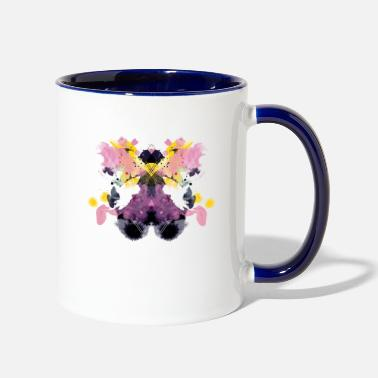 Ink ink colour - Two-Tone Mug