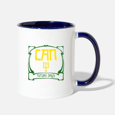 Can Band Logo - Two-Tone Mug
