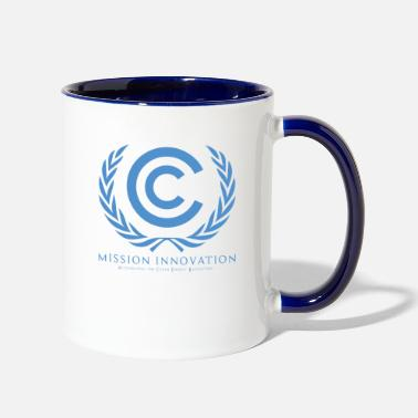 Innovational mission innovation - Two-Tone Mug