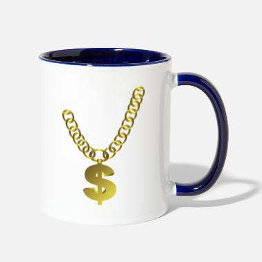 Jewelry Chain Jewelry - Two-Tone Mug