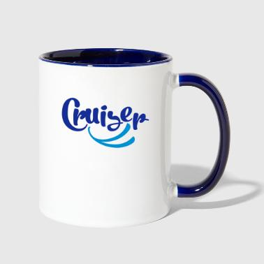 Cruise cruise - Contrast Coffee Mug