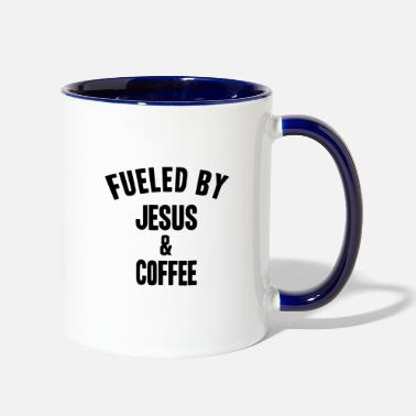 Power Power - Contrast Coffee Mug