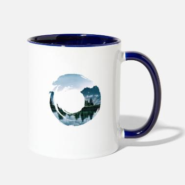 Lake Lake O - Contrast Coffee Mug