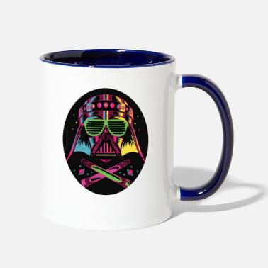 Raver ravers ravers lights - Two-Tone Mug