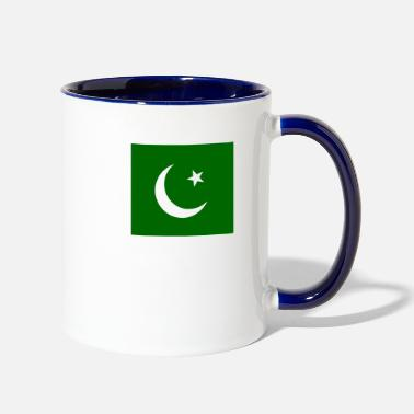 Pakistan Pakistan - Two-Tone Mug