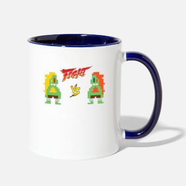 Street Fighter STREET FIGHTER - Contrast Coffee Mug