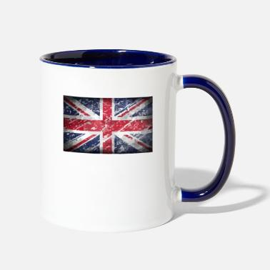 Uk uk - Contrast Coffee Mug