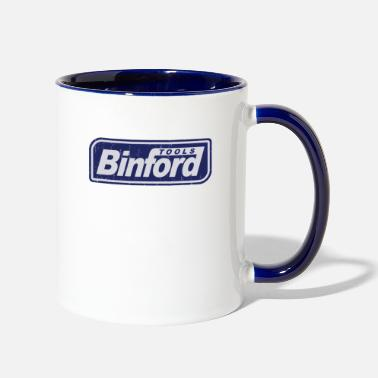 Tooltime Binford Tools is proud to present - Two-Tone Mug