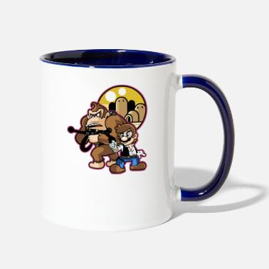 Gaming Mario Solo - Contrast Coffee Mug