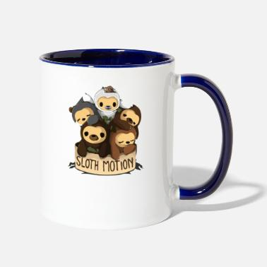 Motion SLOTH MOTION - Two-Tone Mug