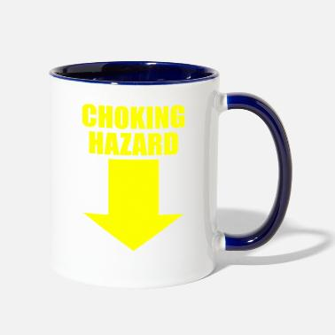 Choking CHOKING HAZARD - Contrast Coffee Mug