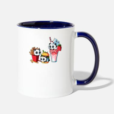 Meal COMBO MEAL - Contrast Coffee Mug