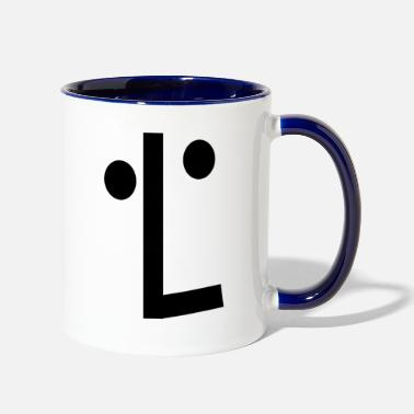 Playing Play, play. - Two-Tone Mug