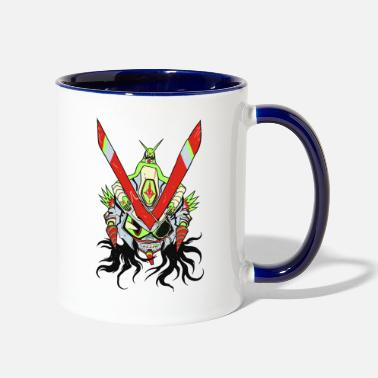 Gritty Gundang Gritty - Two-Tone Mug
