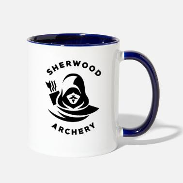 Sherwood The Archery - Two-Tone Mug