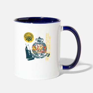 Navy Navy - Contrast Coffee Mug