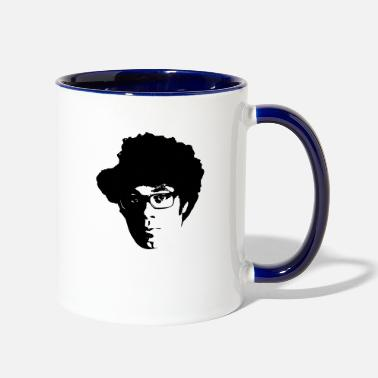 It Crowd Moss - The IT Crowd - Two-Tone Mug