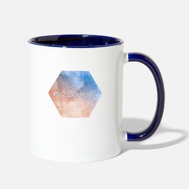 Melbourne Contrast Coffee Mug