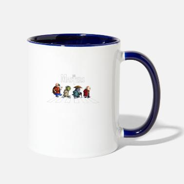 Master the masters - Contrast Coffee Mug