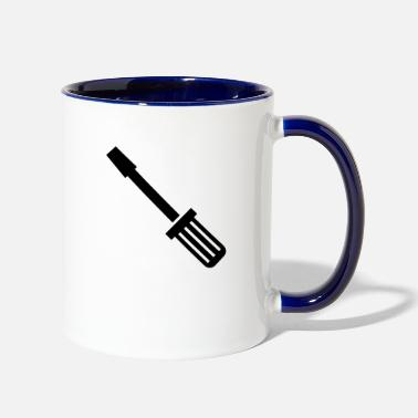 Screwdriver Screwdriver - Contrast Coffee Mug