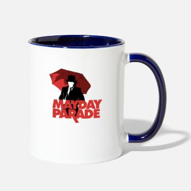 Parade MAYDAY PARADE - Two-Tone Mug