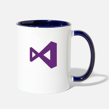 Visualization Visual Studio - Contrast Coffee Mug