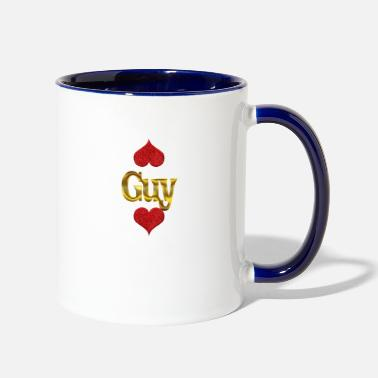 Guys Guy - Two-Tone Mug