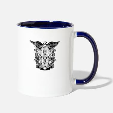 The Theory - Two-Tone Mug