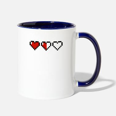 16bit One More - Two-Tone Mug