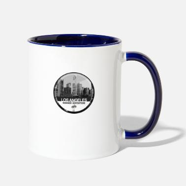 Los Angeles Los Angeles - Contrast Coffee Mug