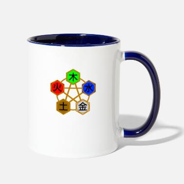 Element elemental - Contrast Coffee Mug