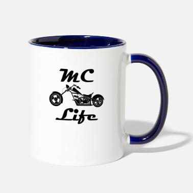 Mc MC Life - Contrast Coffee Mug