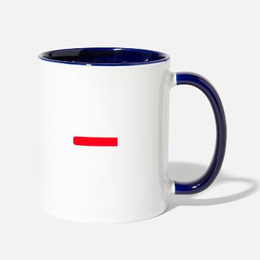 Hunger Hunger is loading - Contrast Coffee Mug