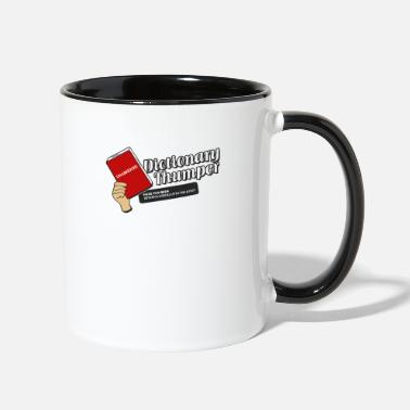 Thumper Dictionary Thumper - Two-Tone Mug