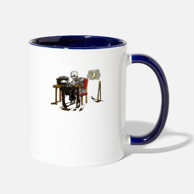 Repair Grim Repairs - Two-Tone Mug