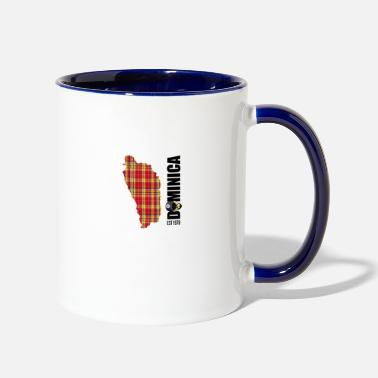 Dominica Since 1978 Part 2 - Two-Tone Mug
