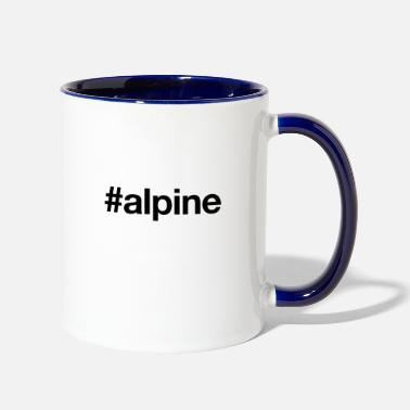 Alpine ALPINE - Two-Tone Mug