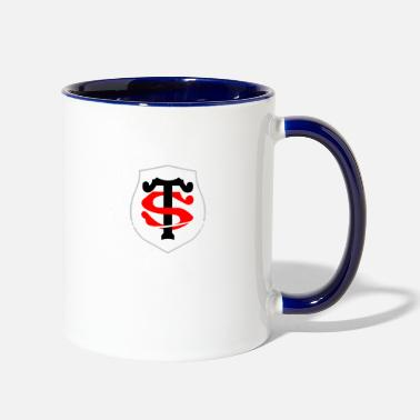 Stadium Ban Toulouse stadium - Two-Tone Mug
