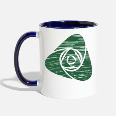 Sustainable Sustainability - Two-Tone Mug